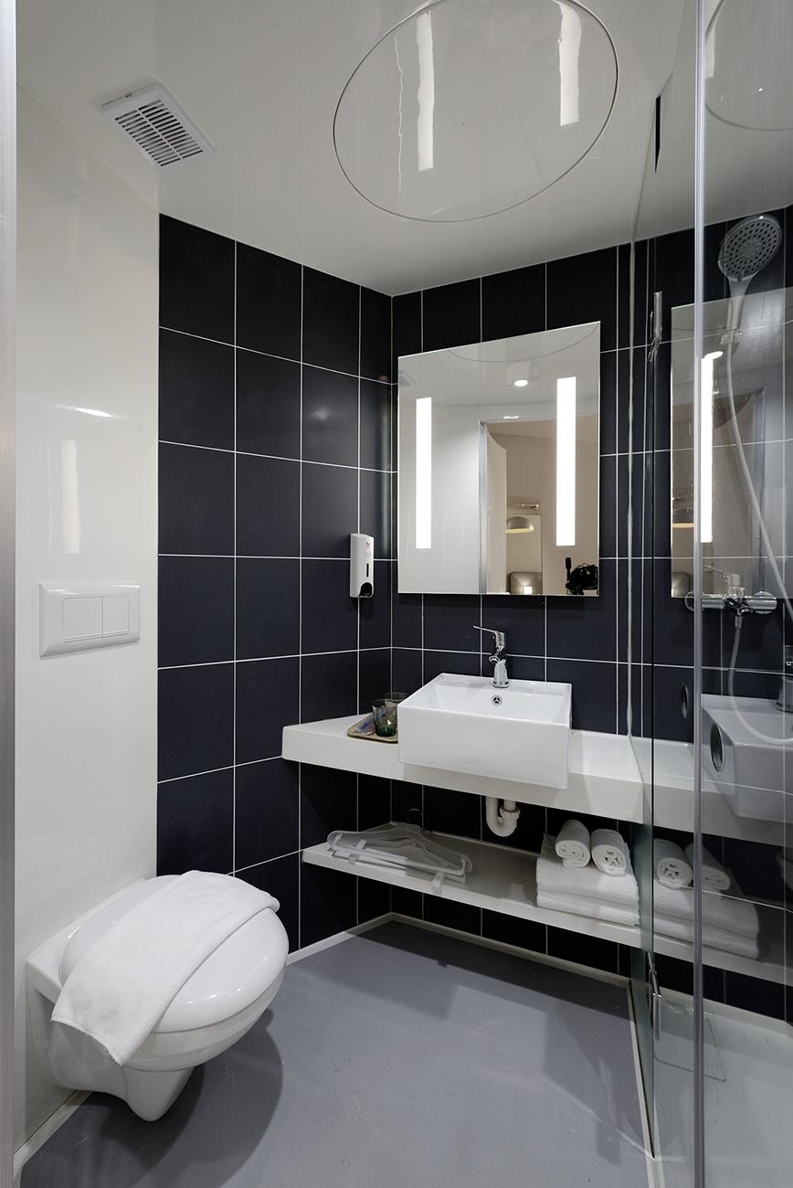 Badeværelse (4) mindre farve